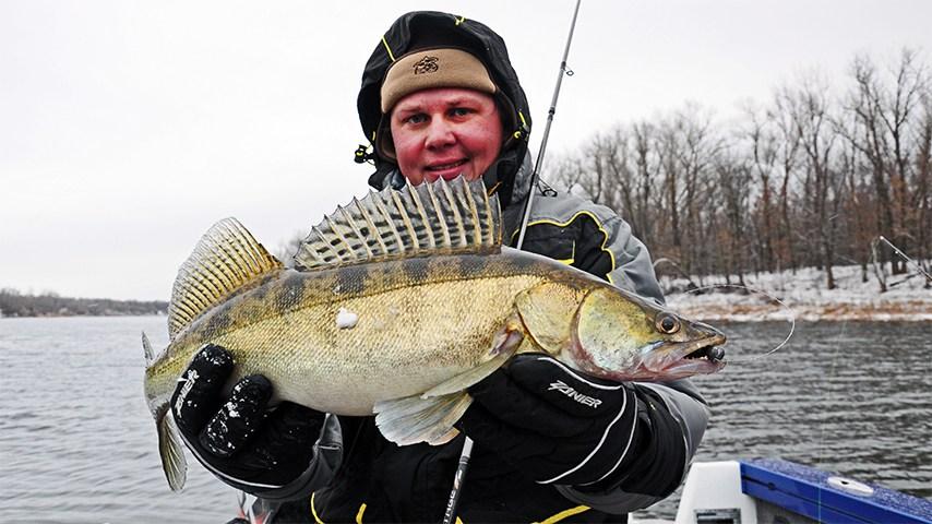 Рыбалка в любое время года